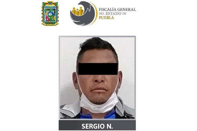 Encarcelan a hombre por robo de ganado en Aljojuca