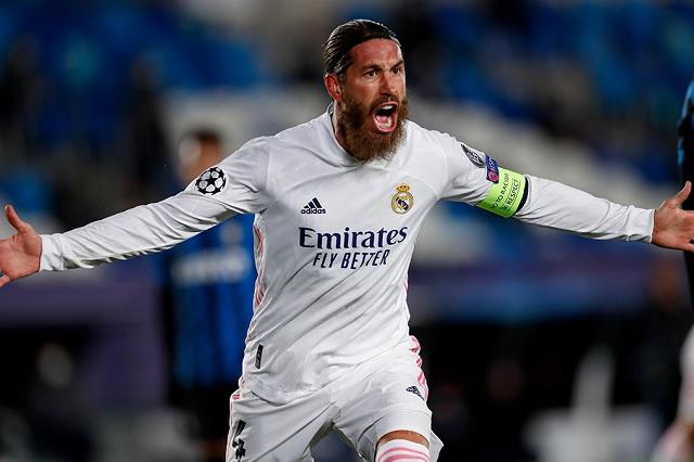 Sergio Ramos alarga su regreso tras arrojar positivo a Covid-19