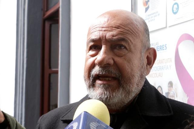 ¿Quién es Sergio Vergara, el nuevo secretario de Cultura de Puebla?