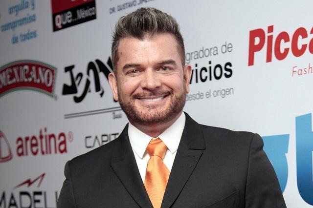 Filtran fotos íntimas del actor Sergio Basáñez