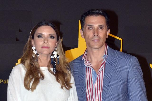Sergio Mayer habla de la relación de Erika con Luis Miguel mostrada en serie