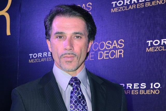 Sergio Mayer aclara problemas con Hacienda
