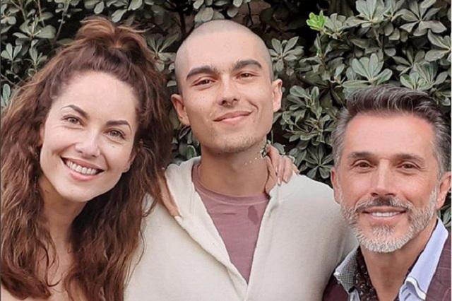 Sergio Mayer defiende a su hijo y se lanza contra Natália Subtil