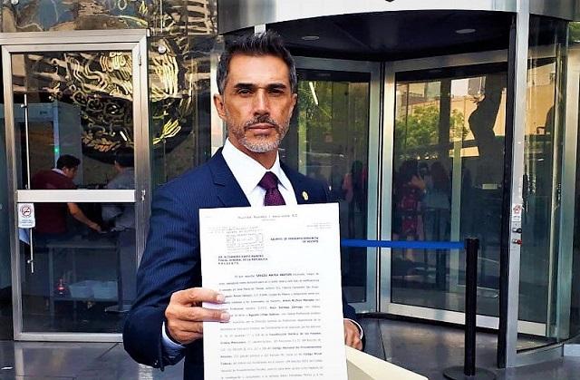 Sergio Mayer propone que homenaje a José José no sea en Bellas Artes
