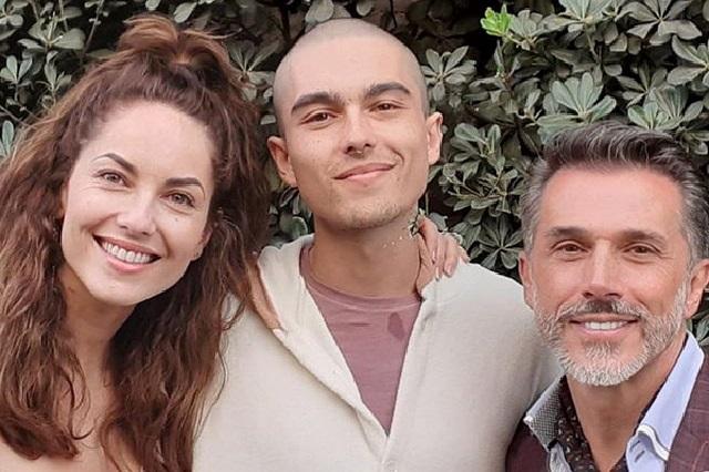 Sergio Mayer Mori sufre fuerte dolor y lo llevan al hospital en el Día del Padre