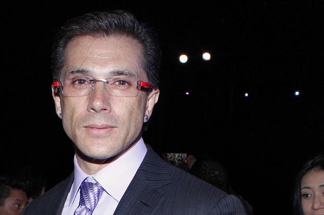 Sergio Mayer habla sobre la supuesta infidelidad de Bárbara Mori