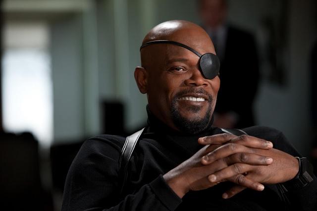 Samuel L. Jackson regresa como Nick Fury en su propia serie para Disney +