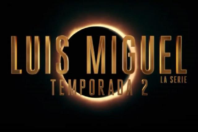 Ya hay fecha del estreno de segunda temporada de serie de Luis Miguel