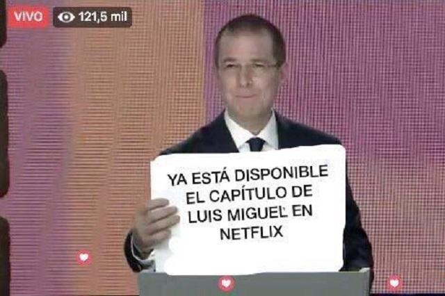 Estreno de la serie de Luis Miguel ya tiene divertidos memes