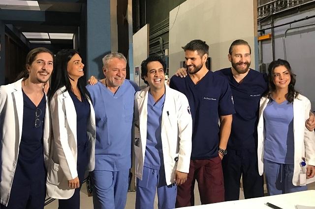 Inicia grabaciones la serie de doctores estilo Grey's Anatomy