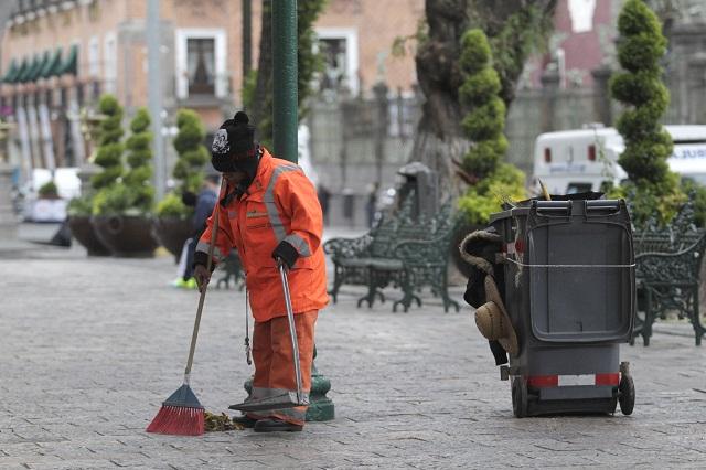 OOSL efectúa más de dos mil jornadas de limpieza