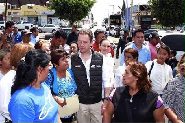Realiza Ayuntamiento jornada de servicios en Guadalupe Hidalgo