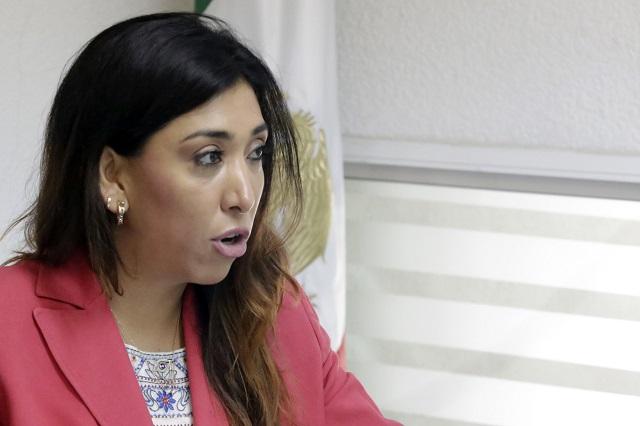 Norma Estela Pimentel busca su ratificación para el ITAIP