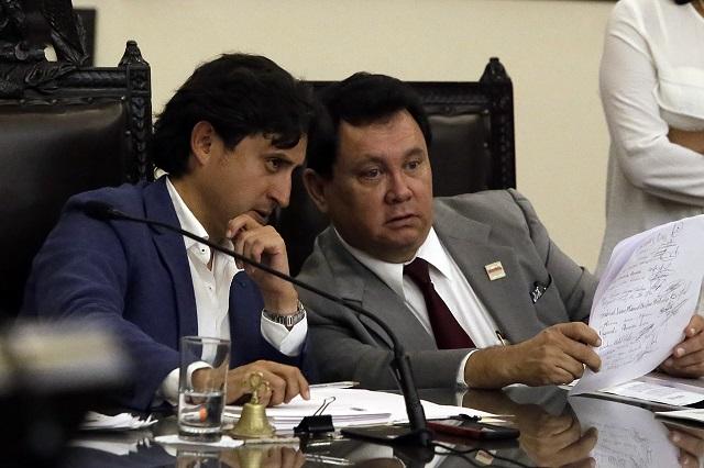 Echan a José Juan y a Héctor Alonso de comisiones legislativas