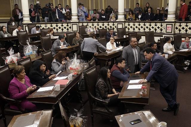 Revisará Congreso entrega de 4 notarías al finalizar gobierno de Gali