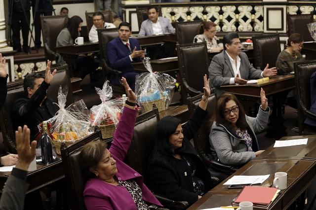 Integran Comisión Permanente para receso en el Congreso