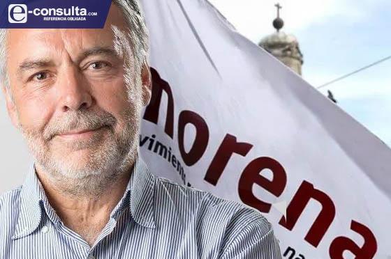 Antes de irse Ramírez Cuellar destituirá secretarios de Morena Puebla