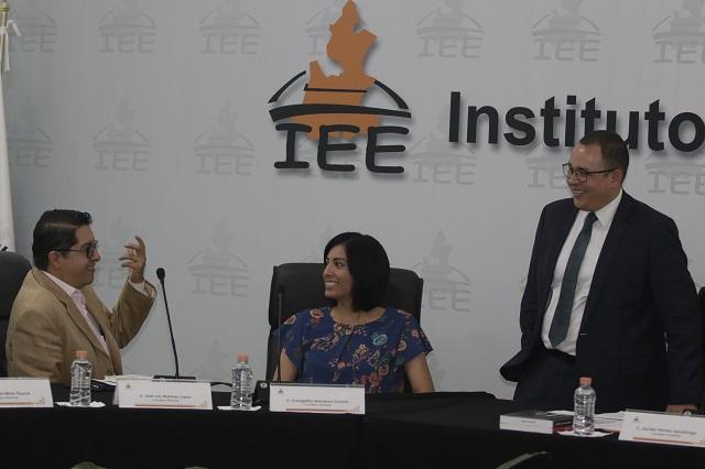Inconforma a PAN y PRI facilidades del IEE para nuevos partidos