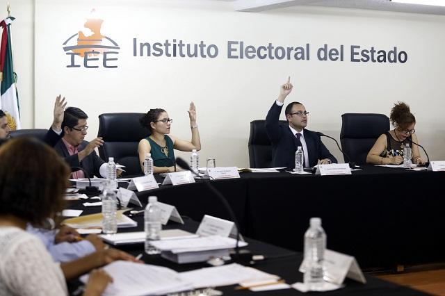 Parcialidad de consejeros IEE sería causal de remoción, plantea PVEM