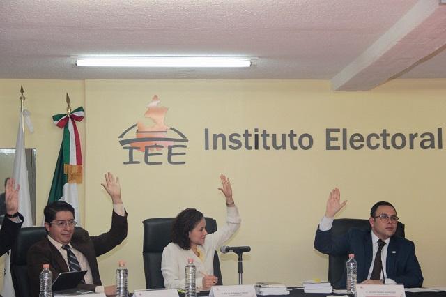 Admite INE queja de Morena para remoción de consejeros del IEE