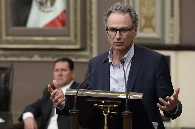 Alistan panistas protesta por reelección de Pablo Rodríguez