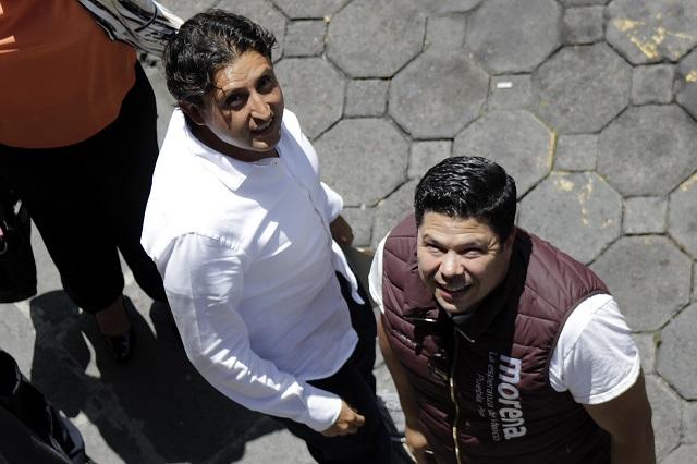 Frena Congreso procedimiento administrativo contra Espinosa