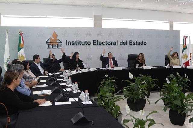 Requiere el IEE 450 mdp para elección a la gubernatura de Puebla