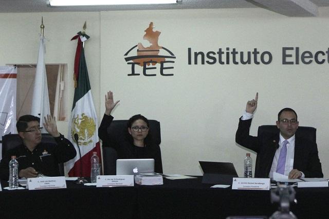Consejeros del IEE no repetirán en 2018, asegura PRI