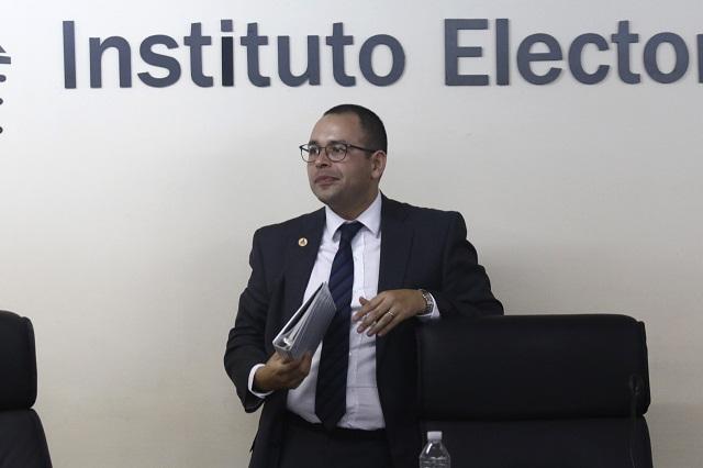 Violencia en la campaña ha sido aislada, dice presidente de IEE