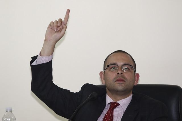 Jacinto Herrera busca cargo en TEPJF tras renunciar al IEE