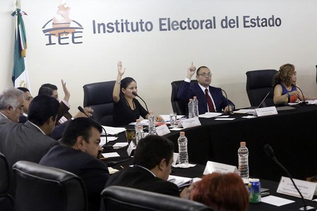 Aprobó Consejo del IEE reglamento de acceso a la información pública