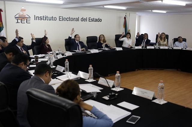 Nombrará IEE nuevos directores de Comunicación Social y Administrativo