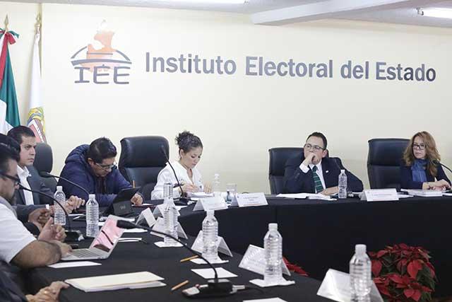 Dejan puesto en el IEE para atender Consejos Distritales INE