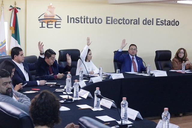 Dan luz verde a coalición parcial de Morena, PES y PT en Puebla