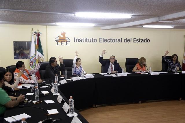 Acusa Morena freno a queja contra candidaturas comunes del PAN