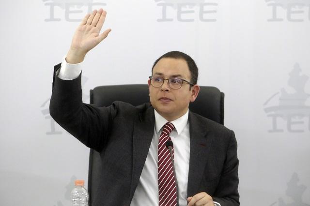 Transfirió IEE 302 mdp al INE para la elección de gobernador