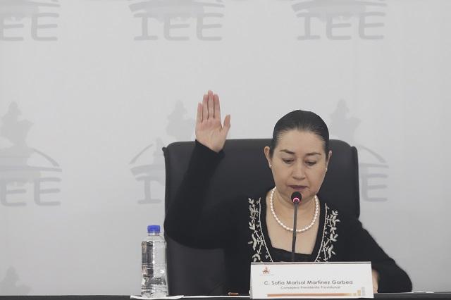 Antorcha y 4 agrupaciones buscan ser partido en Puebla