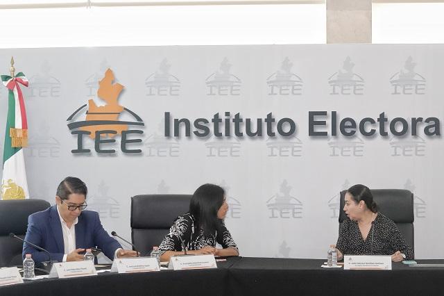 Personal de TEEP reprueba examen para presidir IEE; quedan 15