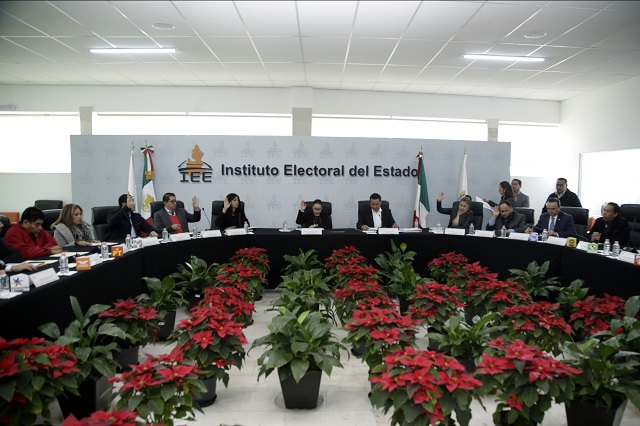Entrevistas balconean a aspirantes a presidir el IEE