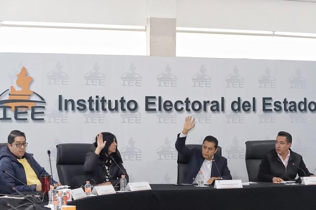 Definitivo: no hay que dejar el cargo para buscar reelección: IEE