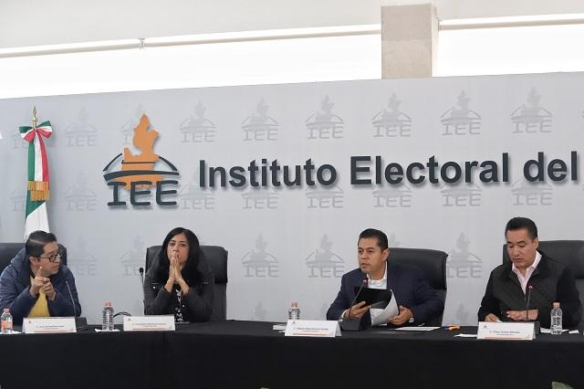 El IEE aprueba convocatoria para integrar los consejos distritales