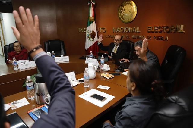 Descarta INE atraer cómputo y validación de elección de Puebla