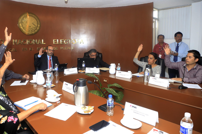 Realiza INE cómputo de votos para senadores; Morena lleva ventaja
