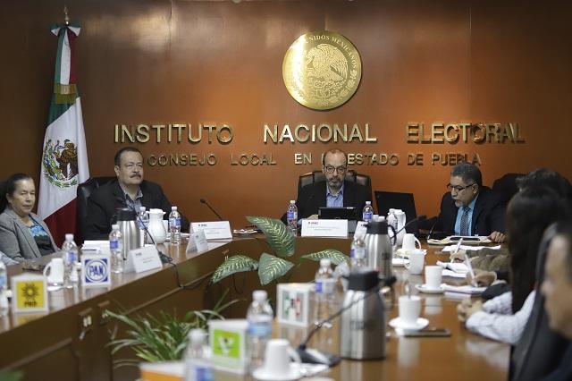 Puebla ya olvidó los balazos del 1 de julio, lamentan consejeros