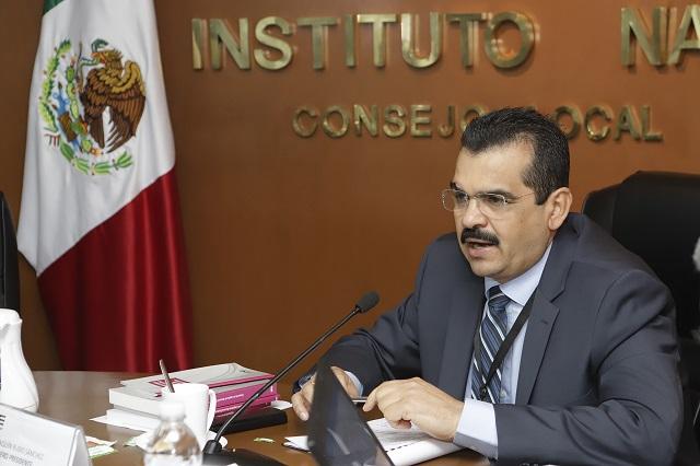 Aún sin candidato, Panal tiene asiento en el INE