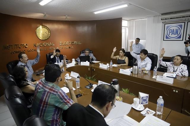 Está en duda si el Ejército cuida boletas y bodegas del INE en Puebla