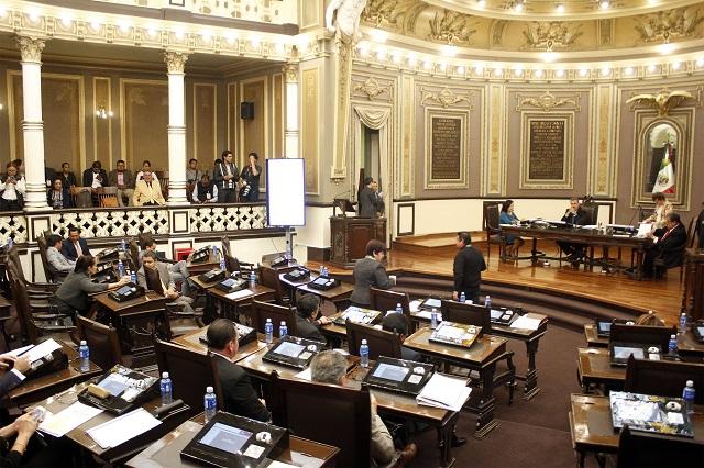 Aprueban diputados disminución presupuestal para 2016
