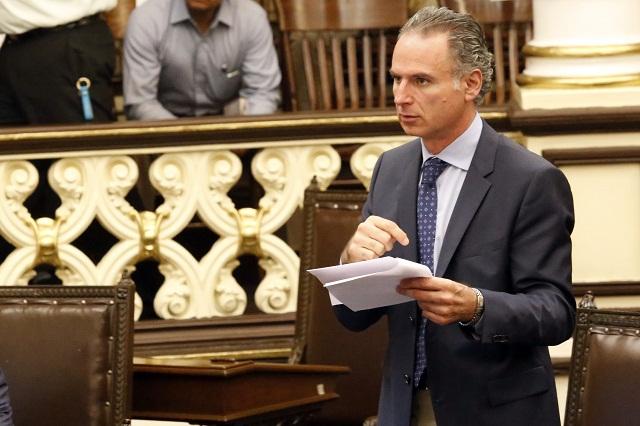 Decisión de INE es invasiva, acusa Rodríguez Regordosa