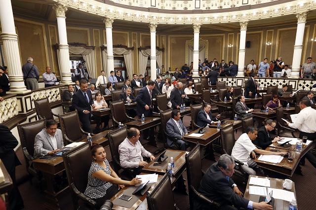 Con aval del PRI aprueban la cuenta pública de Moreno Valle