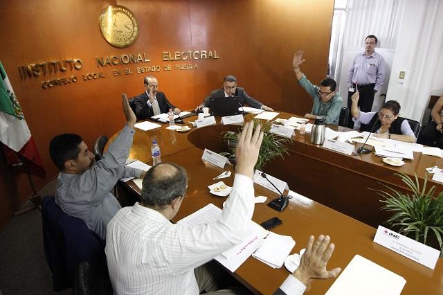 Habrá renovación de consejeros en juntas distritales del INE